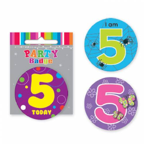 5th Birthday Party Supplies