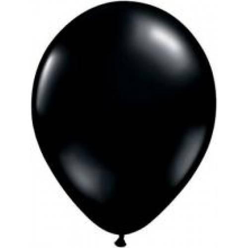 Balloons Black Party Balloons