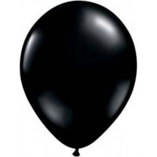 Balloons Black Party Balloons Black