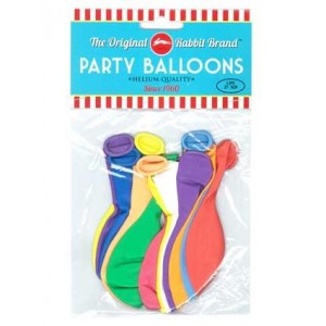 Party Balloons Assorted