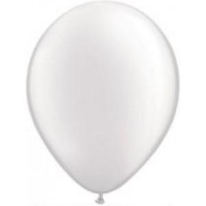 Balloons Pearl White Balloon