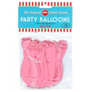 Party Balloons Pink Party Balloons