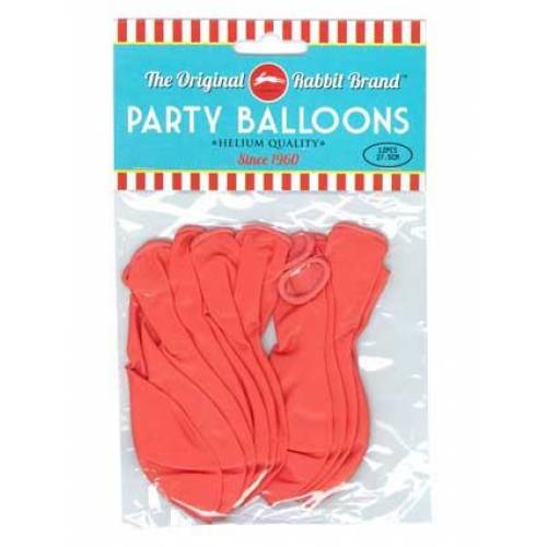 Party Balloons Red Party Balloons