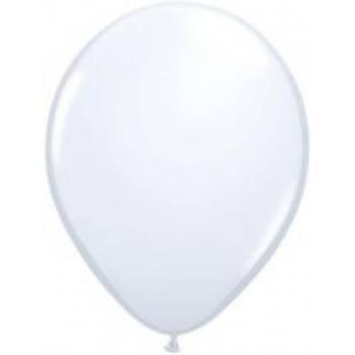 Balloons White Balloons