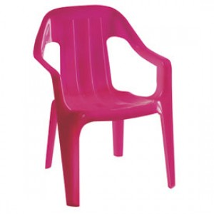 Children's Chair Hire (Pink)