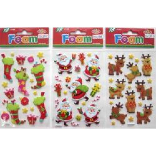 Christmas Decorations Stickers