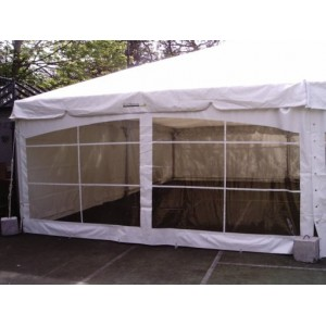 Bayview Clear Wall 6m x 2.4m