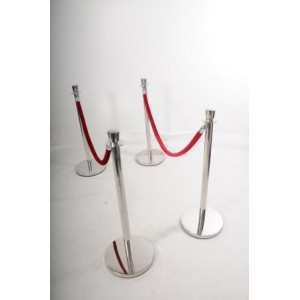 Crowd Control Barriers - Stanchions