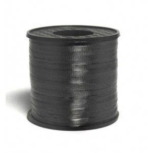 Curling Ribbon Black