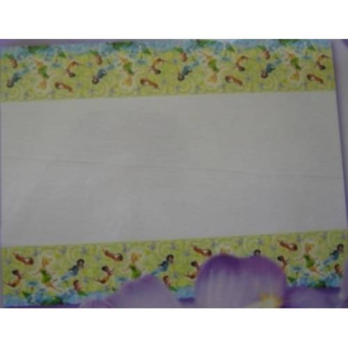 Disney Fairies Tinkerbell Tablecover