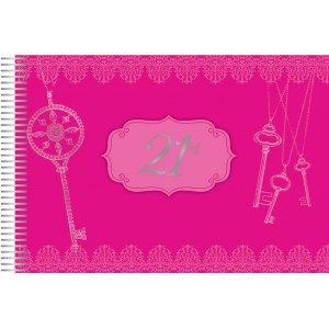 Autograph Book 21st birthday