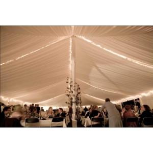 Fairy Light Canopy (marquee lighting)