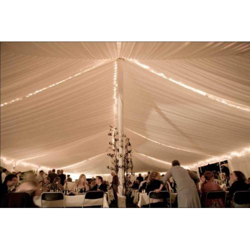Fairy Light Canopy (marquee lighting)