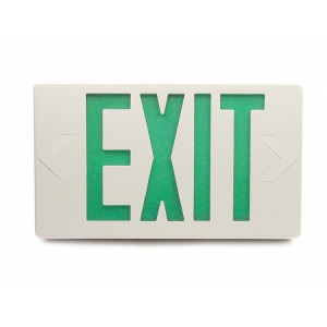 Signage - Exit Sign