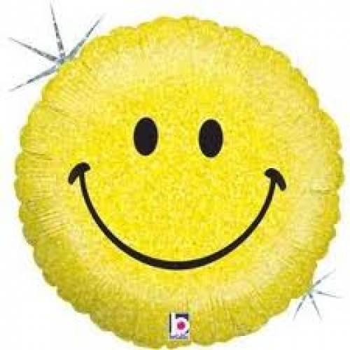 Foil Balloons Smiley Face Foil Balloon