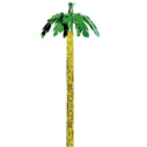 Foil Palm Tree Hawaiian Luau