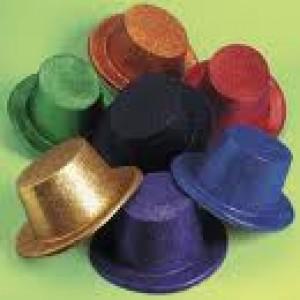 Glitter Hat
