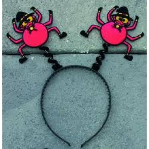 Halloween Headband Bopper Spider