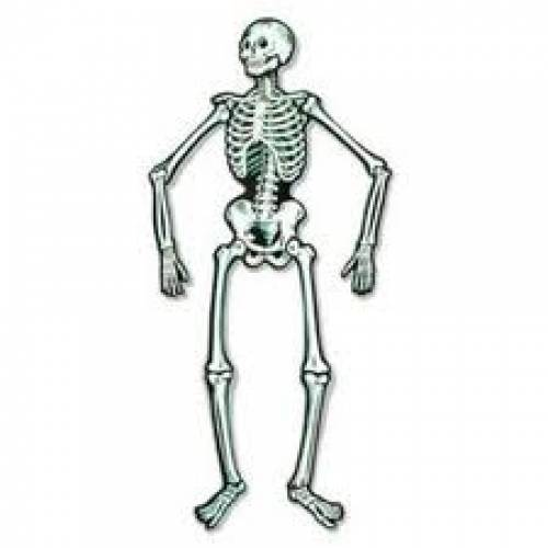 Halloween Party Supplies Skeleton
