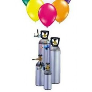 Helium Gas Tank Hire D 100 balloons
