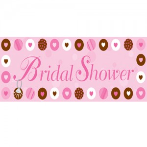 Hens Night Giant Banner Bridal Shower