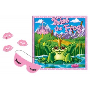 Hens Party Game Kiss the Frog