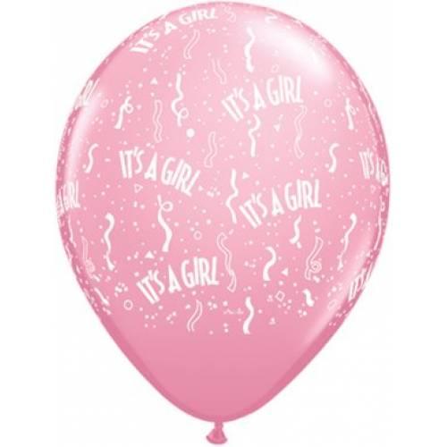 Balloon Single It's A Girl