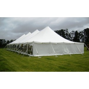 Larger Peg & Pole Marquees