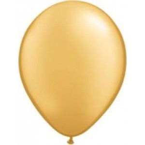 Metallic Gold Party Balloons
