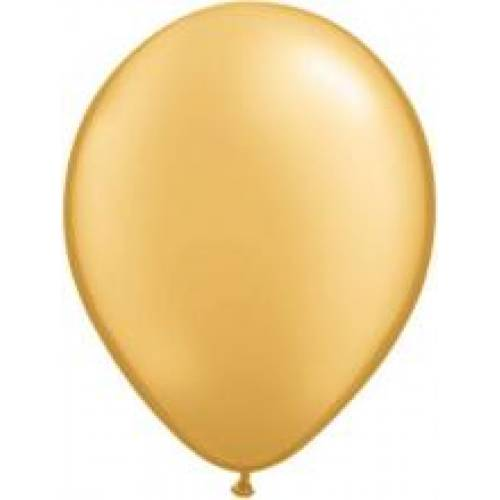 Metallic Gold Party Balloons