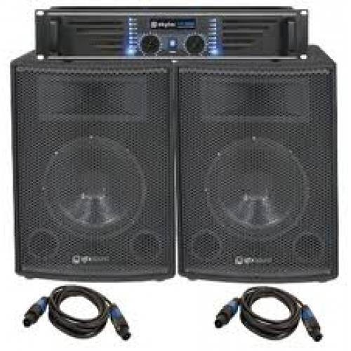 PA Systems (click here for information)