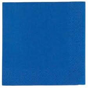 Paper Napkins Blue
