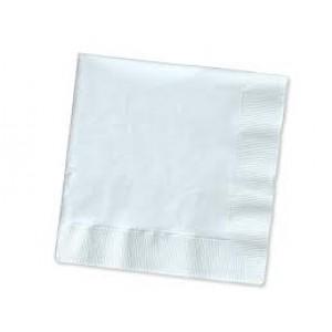 Paper Napkins White