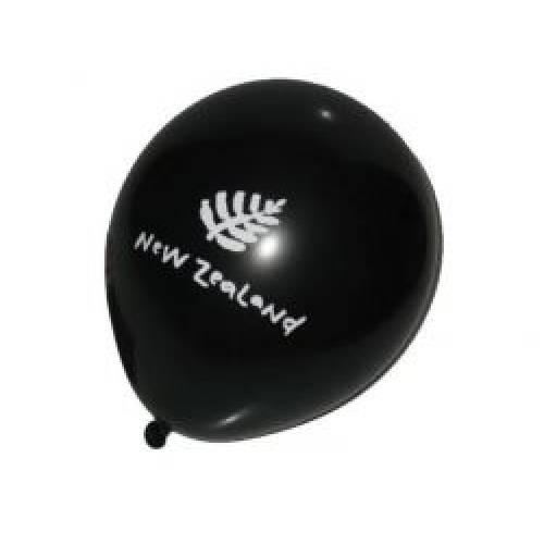 Party Balloons NZ Fern Black