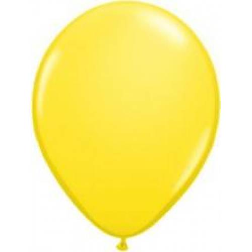 Party Balloons Yellow Party Balloons
