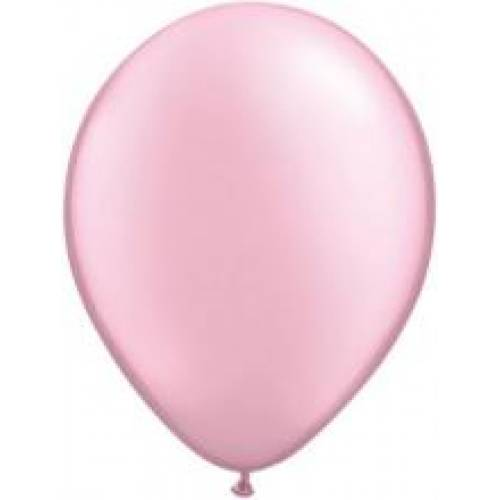 Pearl Pink Party Balloons