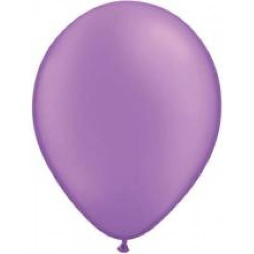 Pearl Purple Party Balloons