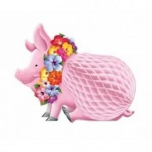 Pink Pig Centre Piece