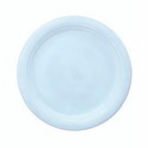 Plastic Plate 18cm White