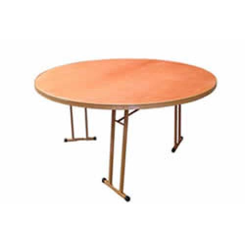 6ft (1.8m) Round Table Hire