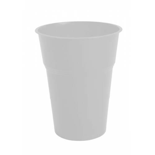 Plastic White Cups