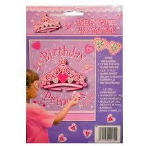 Princess Party Supplies Princess Games