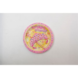 Princess Party Supplies Princess Plates