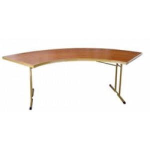 Quarter Round (horseshoe) Table