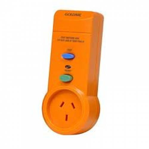 Residual Current Device : Electrical equipment hire rcd