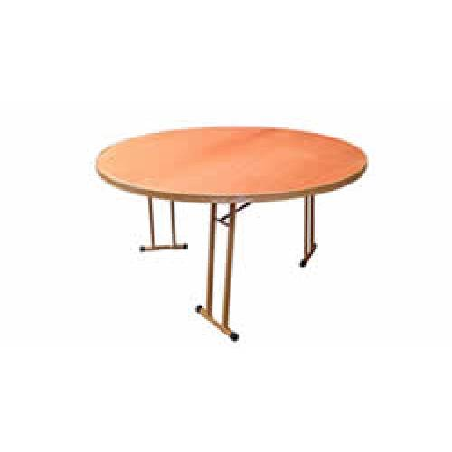 5ft (1.5m) Round Table Hire