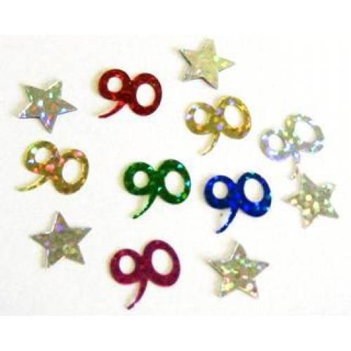 Scatter Confetti 90 Multi Mix