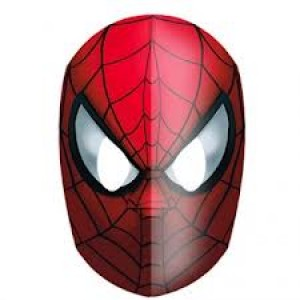 Spiderman Mask Full Face