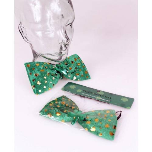 ST Paddy's Bow Tie