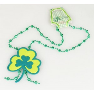 ST Paddy's Necklace